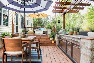 Outdoor Kitchen Deck Amazing You Want to See
