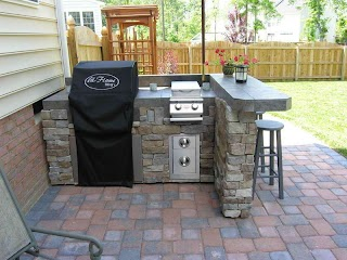 Lowes Outdoor Kitchen Island Minimalist Chairs Astounding Flooring At