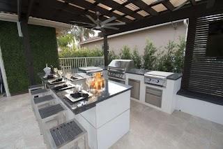 Outdoor Kitchens Miami Good Kitchen