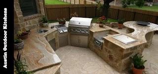 Austin Outdoor Kitchens Gallery