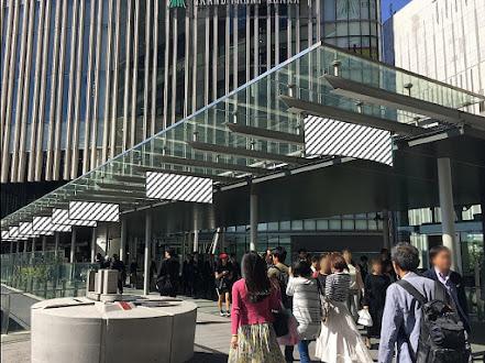 グランフロント大阪 まちメディア