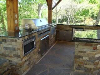 Outdoor Kitchens Orlando Custom Kitchen Design Austin Texas Southern Landscape