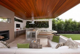 Outdoor Kitchen Houzz Cool and Nice Concept of Design Homesfeed