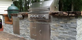 Outdoor Kitchen Gas Grill S Fire Pits Fireplaces S Florida