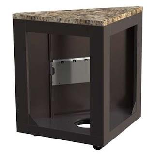 Master Forge Outdoor Kitchen Unit Modular Modular Corner Unit Granite