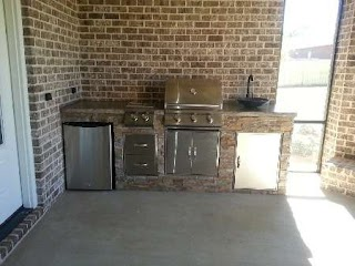 Outdoor Kitchen Showroom Backyard Paradise Living Specialists