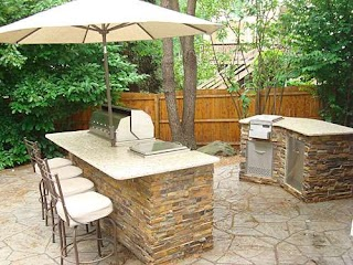 Small Outdoor Kitchen Island Projects Living of New Jersey