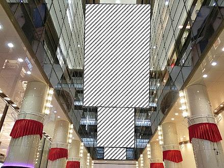 有楽町マリオン センターモールバナー (Aパターン・Bパターン)
