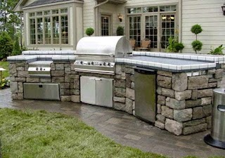 Prefab Outdoor Kitchen Kits Bestofhousenet 24757