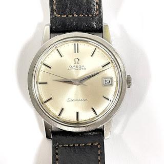Omega Seamaster Vintage Automatic Watch