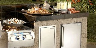 Outdoor Kitchen Fridge The Best Refrigerator Brands for Your