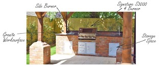 Outdoor Kitchen Equipment UK Barbecue Design Service