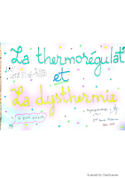 La dysthermie resumé.pdf