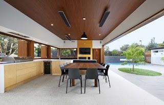 Concept Outdoor Kitchens Open Kitchen Livabl