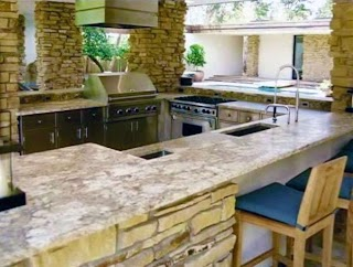 Granite for Outdoor Kitchen Slabs Hand Selected Stone Imports Imports