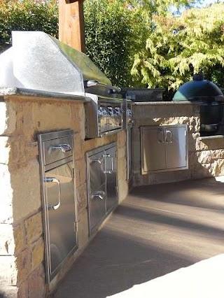 Outdoor Kitchen Austin Tx Builder