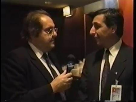 David Dinkins in Israel (Original airdate 2/10/1991)