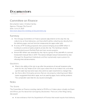 Committee on Finance