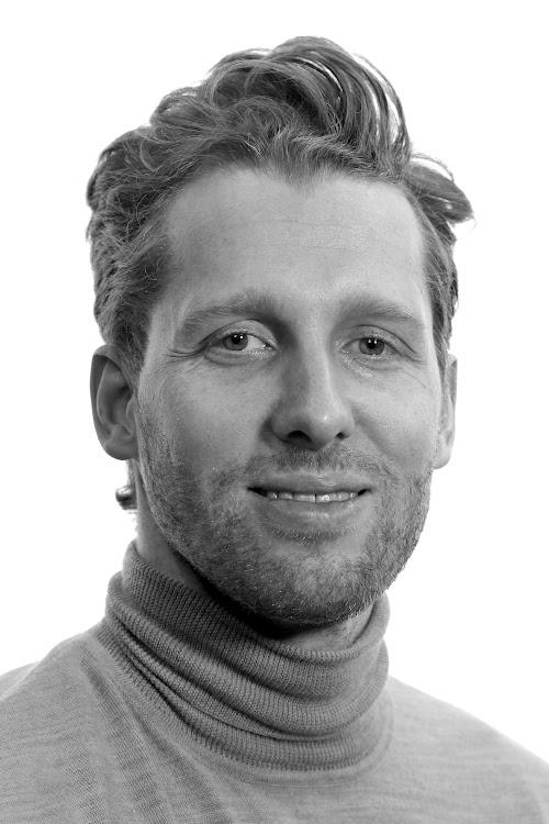 Velkommen til ny medarbeider i HVL Skape-teamet: Tom Hiis Bergh