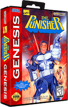Let's Play Genesis Episode 6: The Punisher