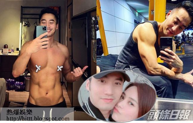 賴弘國好鍾意做Gym,愈做愈大隻,個Body咁靚當然唔怕Show出嚟,其實可以再露多啲就更好。