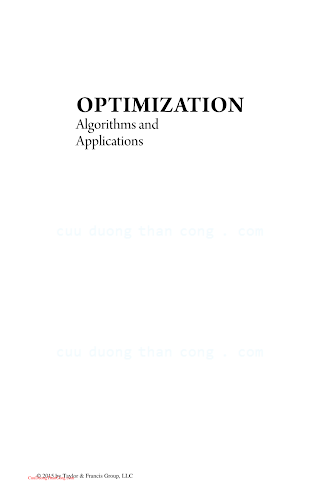 1498721125 {AE4F34E4} Optimization_ Algorithms and Applications [Arora 2015-05-21].pdf