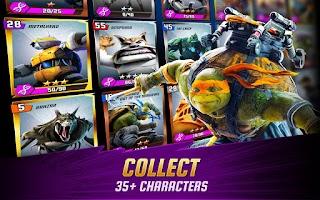 Ninja Turtles: Legends Mod Apk 1.16.0 [Unlimited Money]