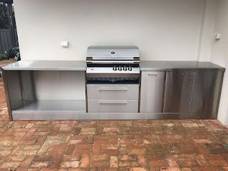 Stainless Steel Outdoor Kitchens Adelaide
