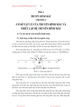 Ky thuat truyen hinh -_Chg 3-Co so vat ly va thiet lap he truyen hinh mau.pdf