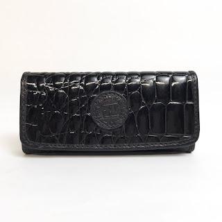 Fendi Leather Key Holder