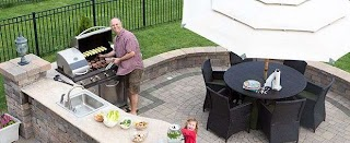 How to Make an Outdoor Kitchen Create at Home