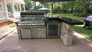 Design Your Own Outdoor Kitchen Backyard