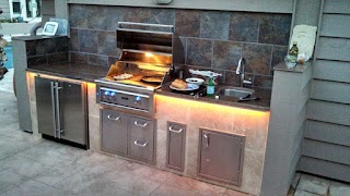 Premier Outdoor Kitchens Simple Kitchen Designs Living Design