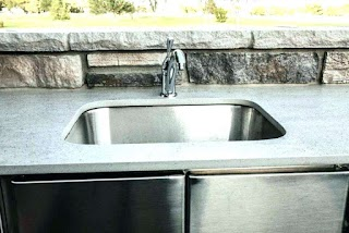 Outdoor Kitchen Sink Drain Faucet S And