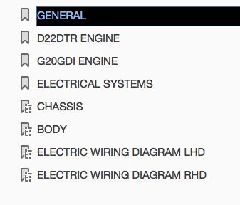 Download 2018-2019 SsangYong Rexton Repair Manual