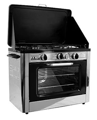 Outdoor Kitchen Gas Oven Amazoncom Camp Chef Camp Portable Propane