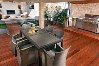 Outdoor Kitchens Perth Wa Living