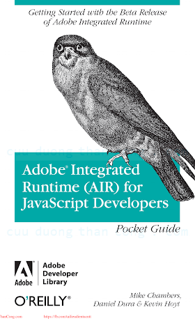 Adobe Integrated Runtime (AIR) for JavaScript Developers Pocket Guide [Chambers, Dura _ Hoyt 2007-07-13].pdf