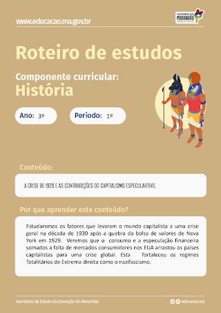 CRISE DE 1929 E AS CONTRADIÇÕES DO CAPITALISMO ESPECULATIVO