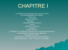 cours chimie CHAPITRE I.ppt
