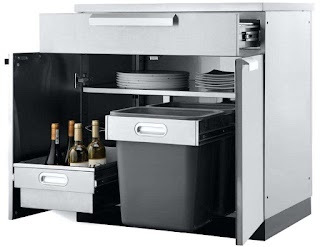 Second Hand Outdoor Kitchen Cabinets Stainless Steel Remarkable