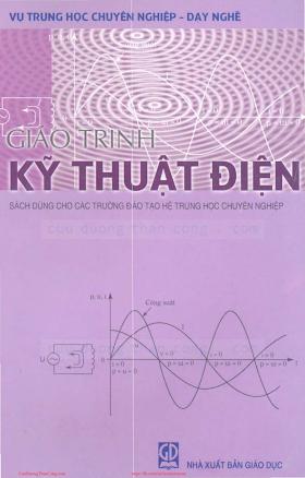 THCN.Giáo Trình Kỹ Thuật Điện - Pgs.Ts.Đặng Văn Đào, 178 Trang.pdf