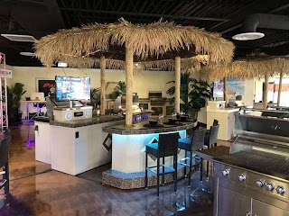 The Outdoor Kitchen Store Tampa S Bbq Grills Fire Pits Paradise Grills