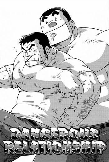 [Noda Gaku] Abunai Kankei | Dangerous Relationship Ch. 5 [English] [Leon990 Scanlations]