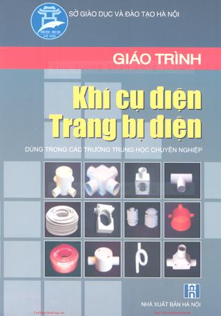 THCN.Giáo Trình Khí Cụ Điện Trang Bị Điện - Nguyễn Minh Hương, 172 Trang.pdf