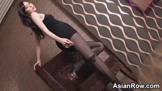 Asian Model In Hot Outfits Softcore_BDF0538