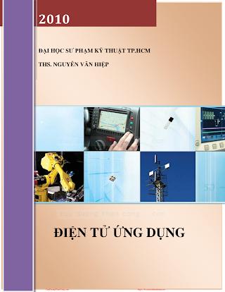 SPKT.Điện Tử Ứng Dụng - Ths. Nguyễn Văn Hiệp, 153 Trang.pdf