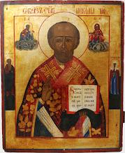 Icoana Sfantul Nicolae, sec al XIX-lea