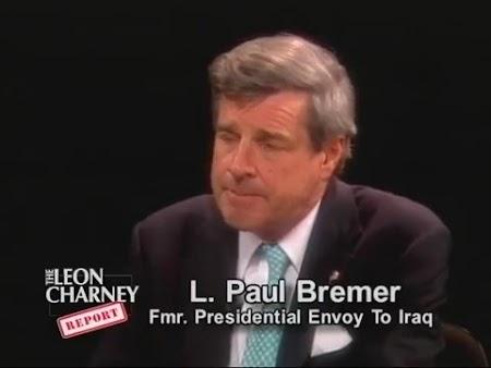 L. Paul Bremer (Original Airdate 4/27/2008)