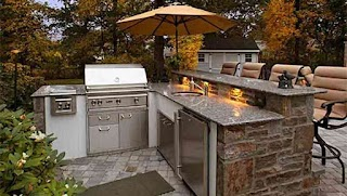 Affordable Outdoor Kitchen Custom S S
